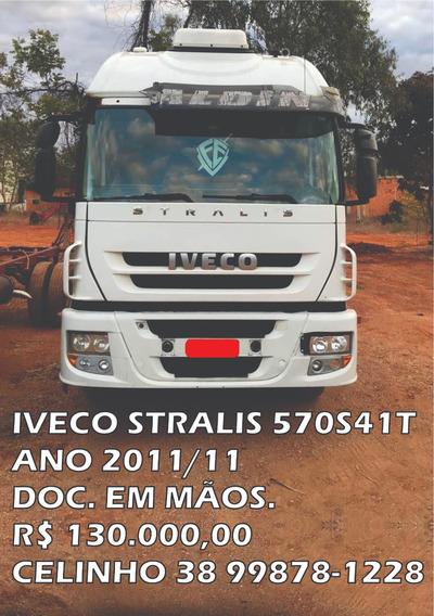 Iveco Stralis 570s41t