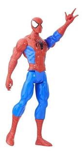 Muñecos Avengers Vengadores 30cm Titan Hero Hasbro