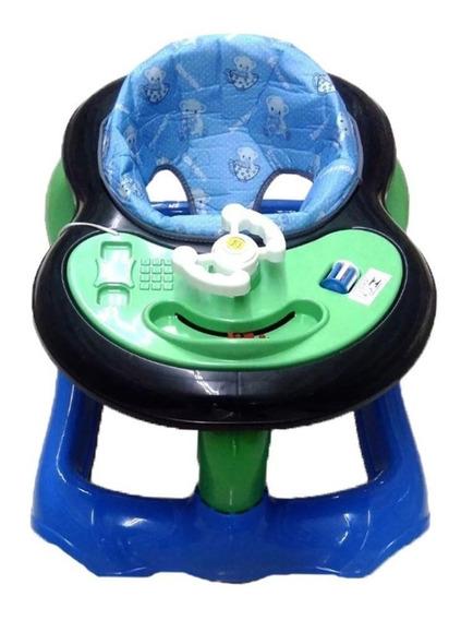 Andador P/ Bebê Musical Infantil Menino Ou Menina