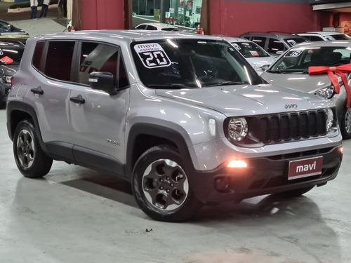 Jeep Renegade 2020 1.8 4x2 Flex 16v Automática Baixa Km