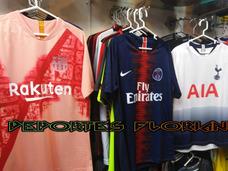 Camisetas De Futbol Deportivas