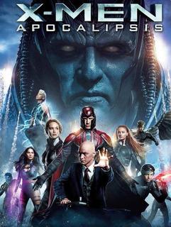 Dvd - X-men Apocalipsis