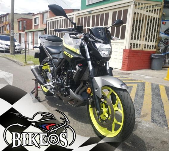 Yamaha Mt03 2019, Excelente Estado, Recibo Tu Moto, Bikers!!