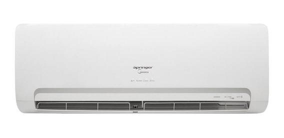 Ar condicionado Springer Midea Inverter split frio 12000BTU/h branco 220V 42MBCB12M5/38MBCB12M5
