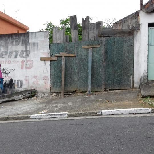 Terreno A Venda Em Poá, Vila Ruth - 582
