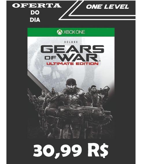 Gears Of War Ultimate Edition Xbox One Código 25 Digitos