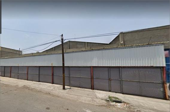 Bodega De 1,347 M2, Colonia Santa María Aztahuacan, Iztapalapa