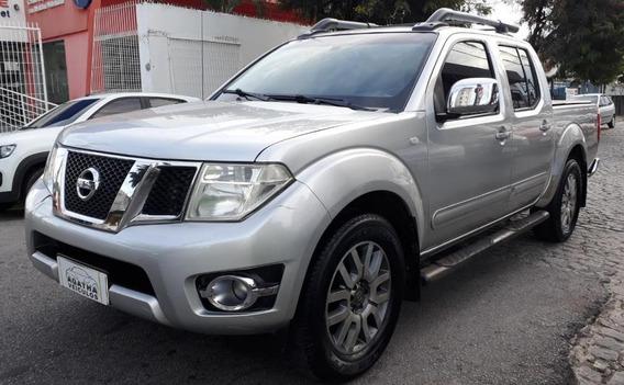 Nissan Fontier Sl Cd 4x4 Diesel