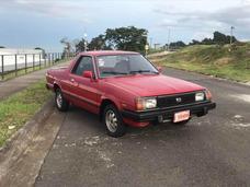 Subaru 1987 4x4 Pick Up