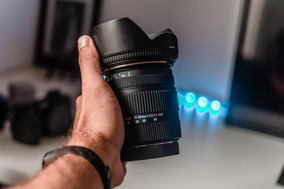 Lente Sigma 17-50mm F2.8 Para Canon