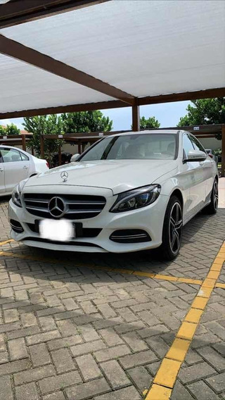 Mercedes-benz Classe C 2015 1.6 Avantgarde Turbo 4p