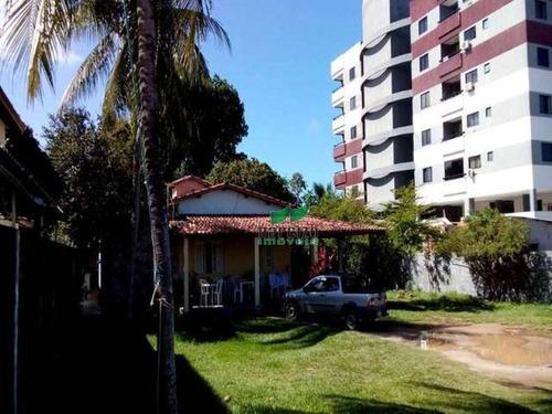 Terreno Residencial À Venda, Centro, Lauro De Freitas - Te0049. - Te0049
