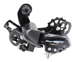 Pata De Cambio Shimano Tourney Tx 800 7/8 Vel. - Star Cicles