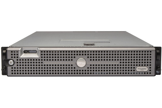 Servidor Dell Poweredge 2950 2 X Xeon Quadcore 16gb Trilhos