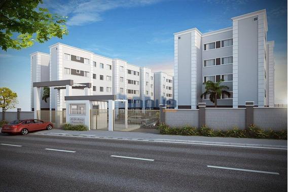 Apartamento Com 2 Dormitórios Para Alugar, 44 M² Por R$ 750,00/mês - Maraponga - Fortaleza/ce - Ap1209