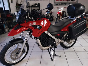 Bmw G 650 Gs, Año 2010 $110,000.00