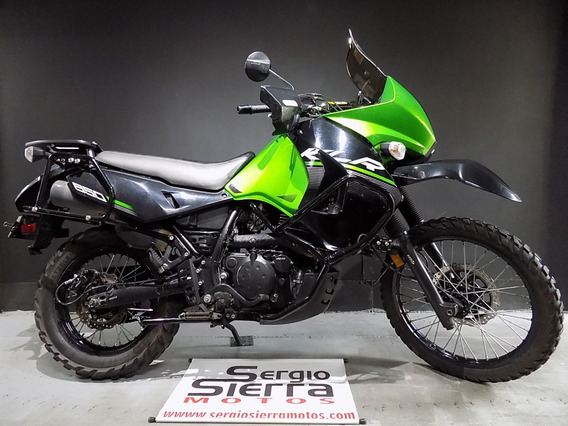 Kawasaki Klr650 Verde 2015
