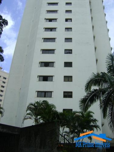 Imagem 1 de 8 de Cobertura Duplex Venda/aluguel No Real Parque - Sp - 517