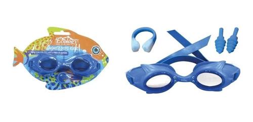 Gafas De Natación Y Accesorio Didáctico De Piscina Para Niño