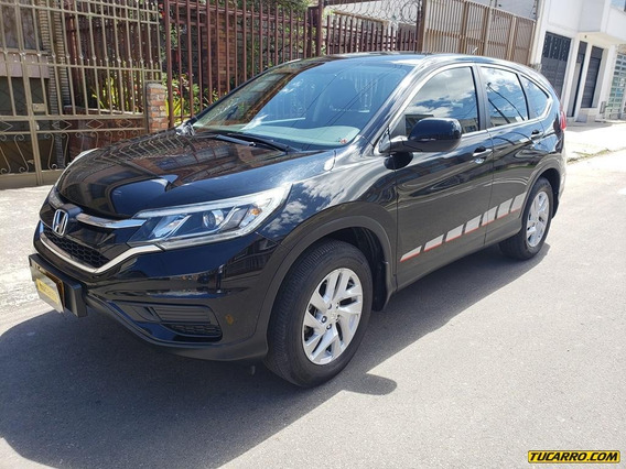 Honda Cr-v Lxc 2wd