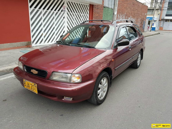Chevrolet Esteem Station Wagon 1.6 M.t Aa