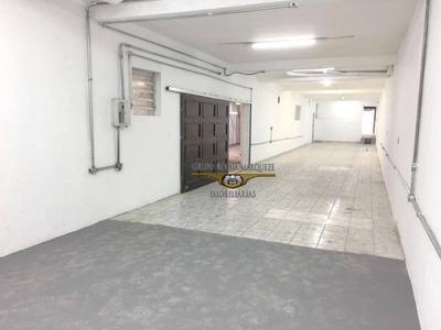 Salão Para Alugar, 400 M² Por R$ 5.000/mês - Vila Formosa - São Paulo/sp - Sl0174