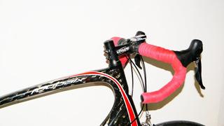 Bicicleta Ruta Carbono 700x23c Sp Rojo Usada Talla 18