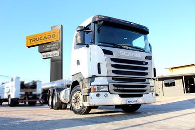 Scania R-480 A 6x4 2012 = G 440 420 400 500 Fh