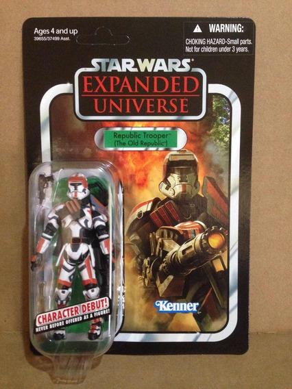 Star Wars Vintage Expanded Universe Republic Trooper