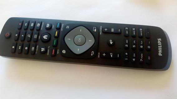 Controle Da Tv Smart Philipis Novo