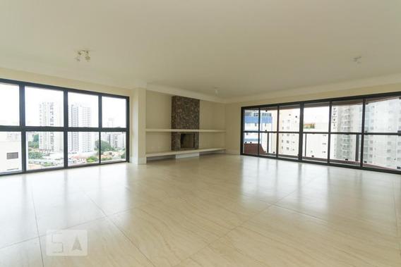 Apartamento No 11º Andar Com 4 Dormitórios E 3 Garagens - Id: 892791423 - 91423