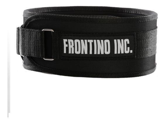 Cinturón Para Levantamiento De Pesas S - M - L Frontino Inc.