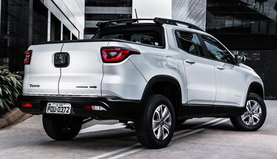 Fiat Toro 2020 Anticipo $100.000 O Tu Usado + Cuotas Fija *j