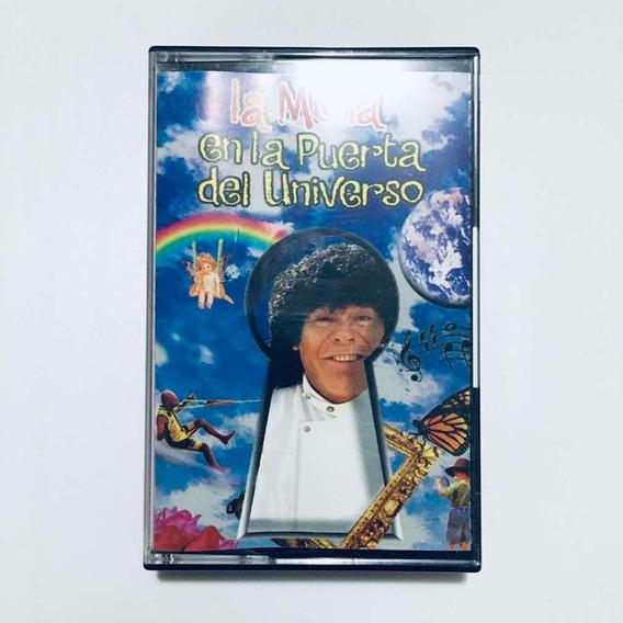 La Mona Jiménez En La Puerta Del Universo Cassette Nuevo
