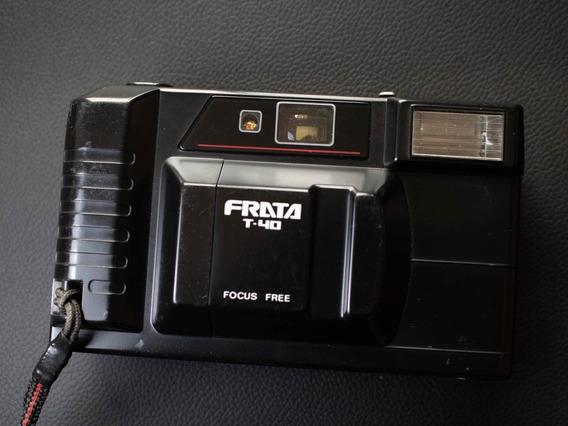 Câmera Fotográfica Analógica Frata T40