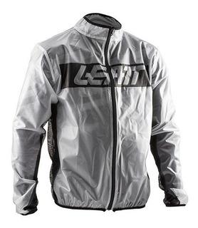 Chamarra Impermeable Leatt Para Motocross Transparente Mx20