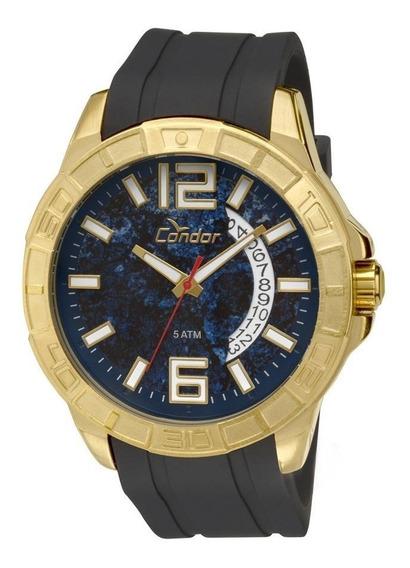 Relógio Condor Masculino Co2415ar/8a Grande E Estiloso Nfe