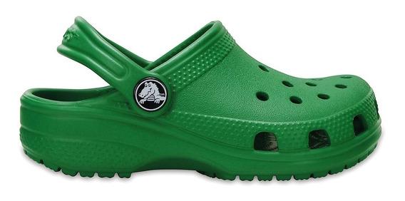 Crocs Classic Ver De Niños