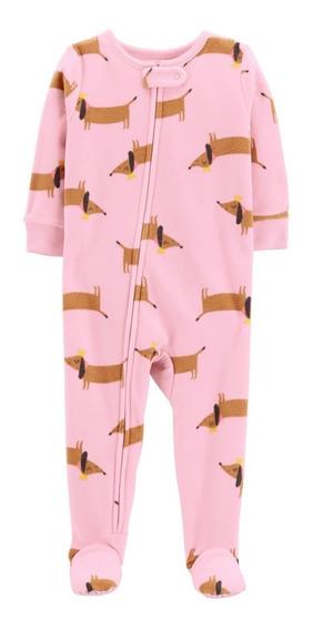 Carters Pijama Polar Bebé Nenas Perro