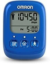 Omron Hj325 Alvita Ultimate Podómetro, Azul
