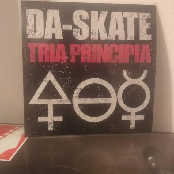 Vinilo Simple 7´ Da Skate - Tria Principia (nuevo)