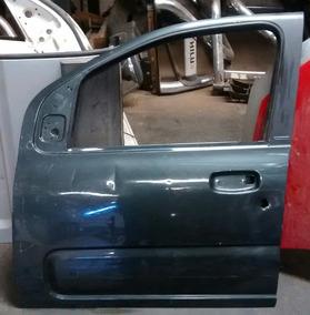 Porta Diant. Original Do Fiat Uno Way 2011 À 2014.