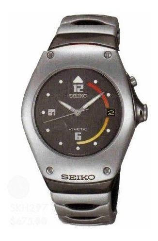 Relógio Automático Seiko Kinetic Arkura Sem Pulseira