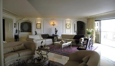 Apartamento Em Higienópolis, São Paulo/sp De 550m² 4 Quartos À Venda Por R$ 8.500.000,00para Locação R$ 50.000,00/mes - Ap162800lr