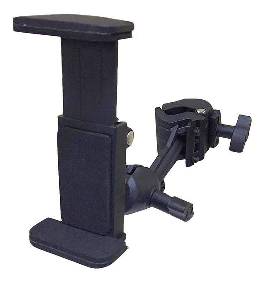 Suporte Saty Smartphone Celular Para Mesa Pedestal Sc-01 Nfe