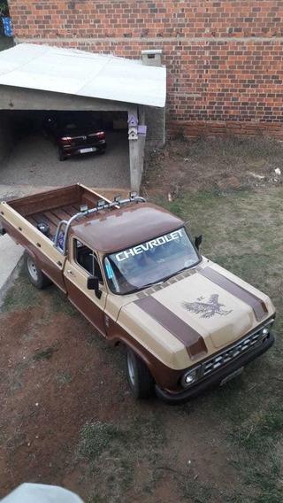 Chevrolet D-10 D 10 Diesel