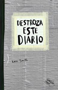 Destroza Este Diario Gris - Smith,keri