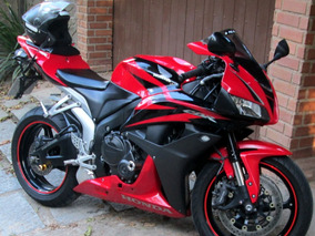 Honda Cbr 600 Rr 07/08 Revisada/zerada Docts Ok
