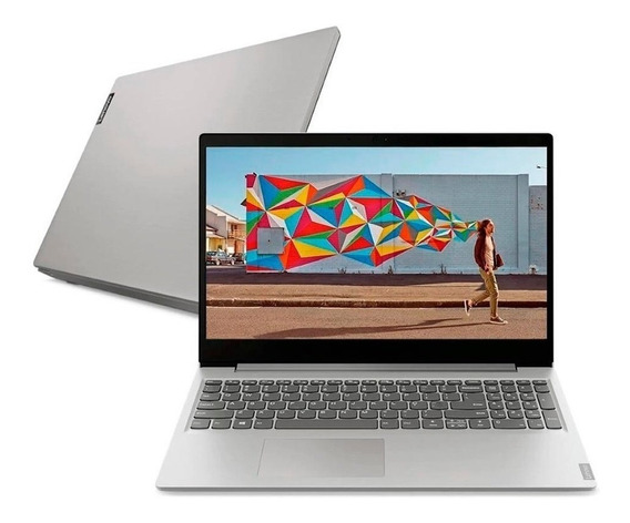 Notebook Lenovo Ultrafino Ideapad S145 Celeron 4gb 500gb 15