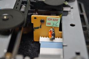 Unidade Ótica Som Lg Lm-u1350a (diversos) Soh-ad5+mecanismo